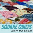 Square Quilt Shapes