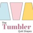 Tumblers Basic Quilt Shape