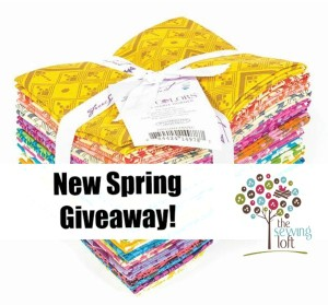 New Spring Giveaway!