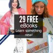 29 Free eBooks Just for You!
