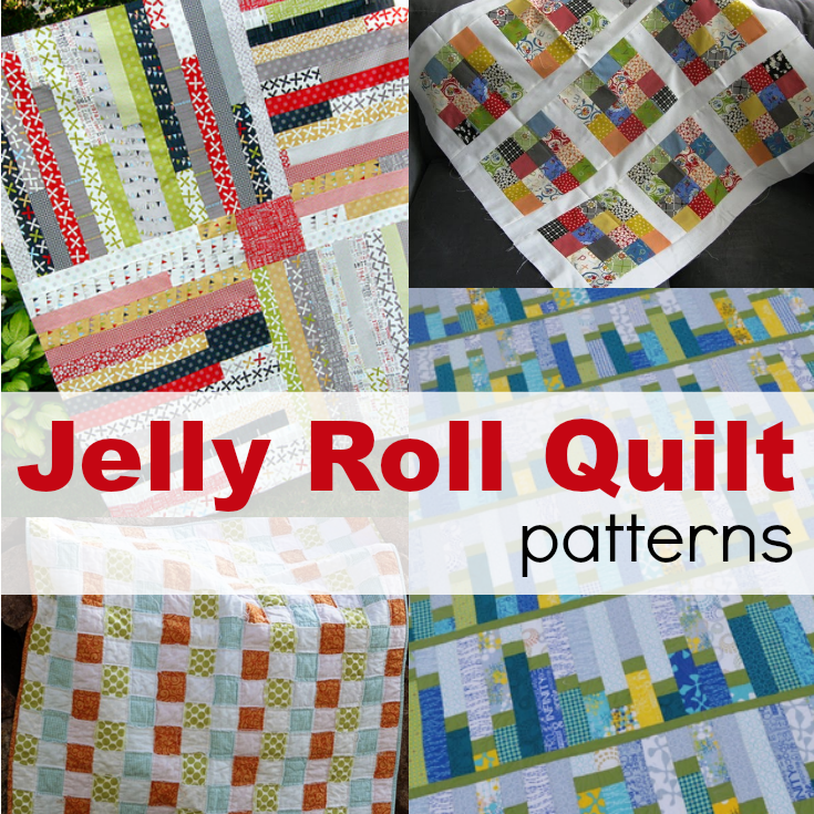 Jelly Roll Quilt Ideas The Sewing Loft Awesome Quilt Patterns Using Jelly Rolls