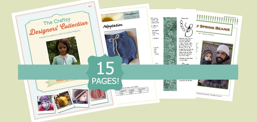 Kids Knit Collection | Check out this list of amazing free ebooks.