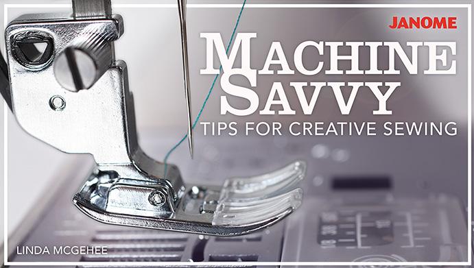 Machine Savy Free Craftsy Class