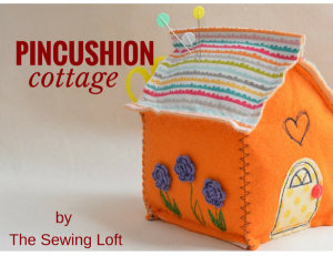 Pincushion Cottage Video Class