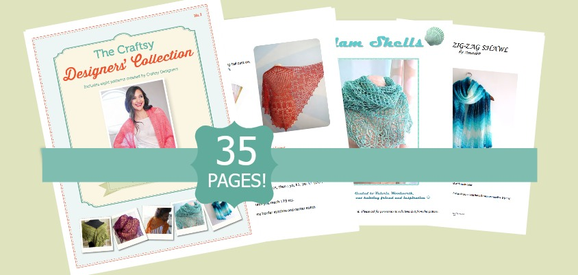 Knit Shawl Collection | Check out this list of amazing free ebooks.