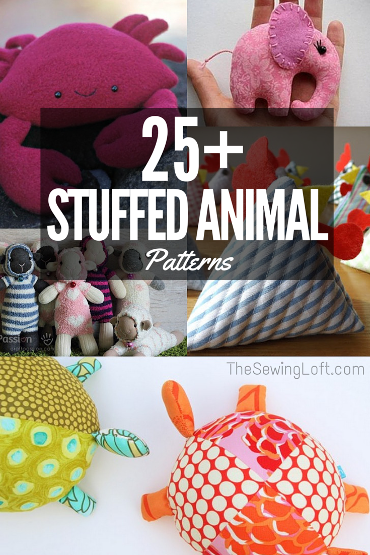 Bring A Smile To Any Child With The Free Stuffed Animal Patterns Can Be