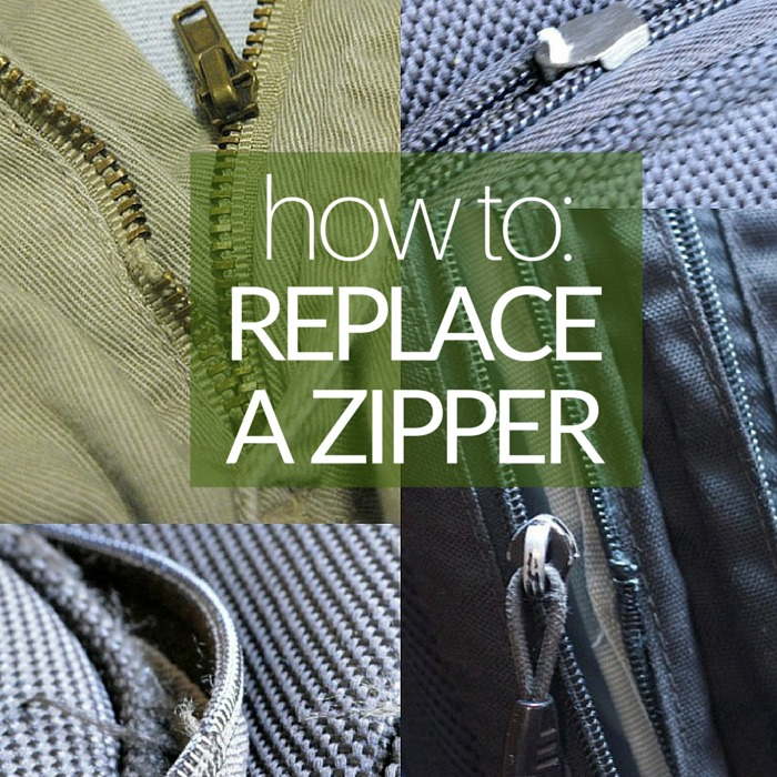 Don't toss your favorite jeans, learn how to replace the zipper instead. The Sewing Loft