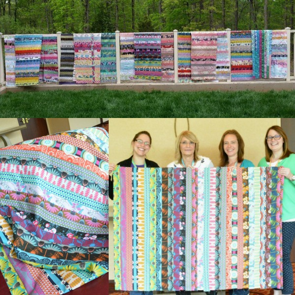Jelly Roll Quilt Ideas - The Sewing Loft : quilt jelly roll - Adamdwight.com