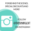 Are you on Instagram?