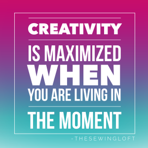 Maximize your creativity