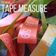 Flexible Tape Measure | Sewing Tool