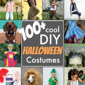 100+ Cool DIY Halloween Costumes Rounded Up in one place. The Sewing Loft