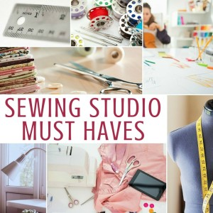 Sewing Studio Must Haves For You