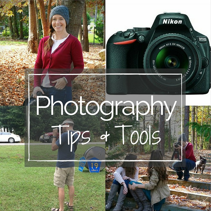 Taking pictures is easy with these simple camera tools and tips. The Sewing Loft