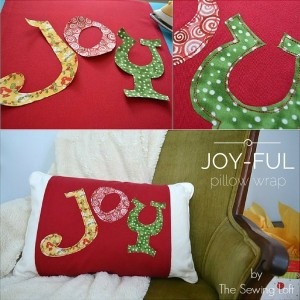 JoyFul Pillow Wrap How To