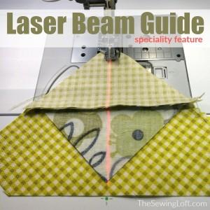Laser Beam Guideline Marker