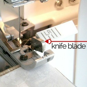 Knife   Sewing Term