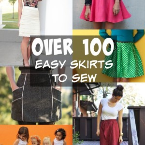 100+ FREE Skirt Patterns. Easy sewing for any skill level. The Sewing Loft