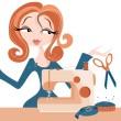 When do you sew? Plus, free printable