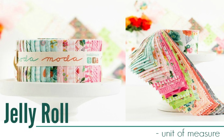 Learn why the jelly roll is so loved in the world of sewing and quilting. It's compact size makes it affordable and attractive on many levels. See more.