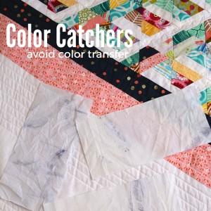 Modern Quilt Care Quick Tip