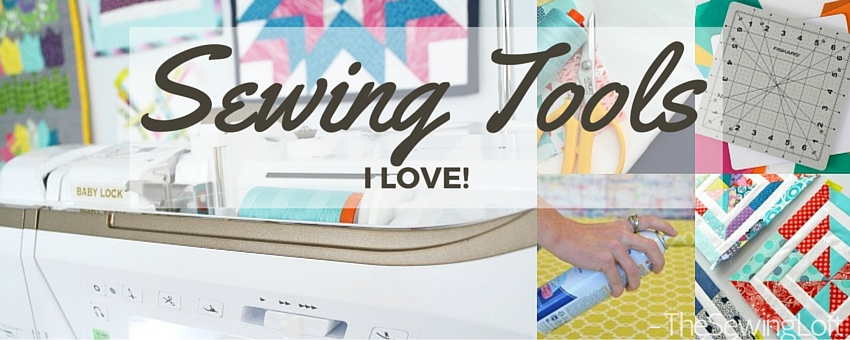 Some tools just work harder and help you speed through each project. Check out some of these must have sewing tools.