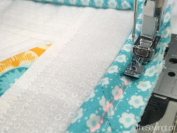 The BabyLock Destiny is oozing with amazing features and the laser guide beam is just one of my favs. Find out how to use it in your everyday sewing. The Sewing Loft