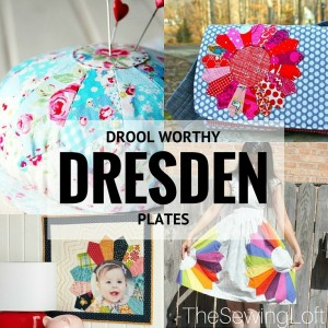 10 Dresden Plates to Drool Over