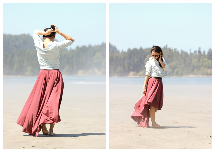 10 Maxi Skirts You Must Make for Your Closet - The Sewing Loft