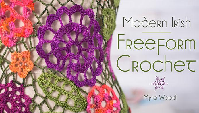 Freeform Crochet class 1