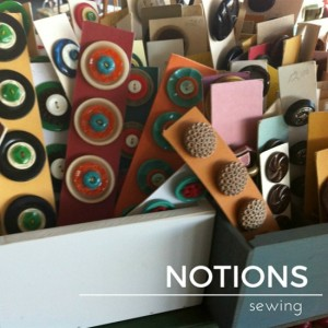 Notions | Sewing Term
