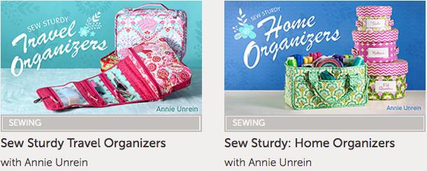 Annie Unrein Classes on Craftsy