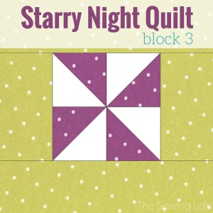 Dreamy Star Quilt Block | Block 3 Starry Night Quilt