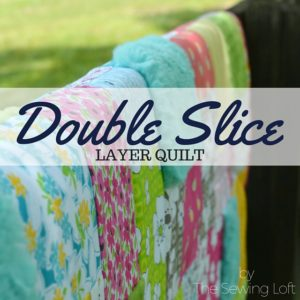 Double Slice Layer Quilt – Cuddle Style