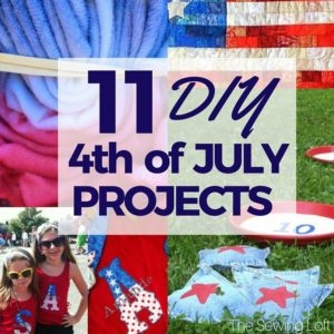 11 Easy DIY Projects for 4th of July