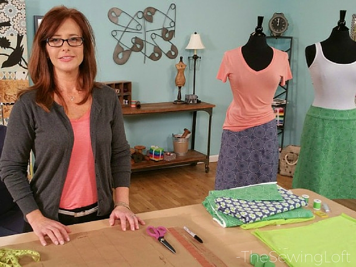 Be sure to keep your eyes peeled for the 1100 series of It's Sew Easy. Heather Valentine is back with great projects. The Sewing Loft