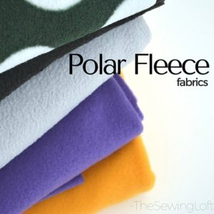 Polar Fleece | Sewing Term