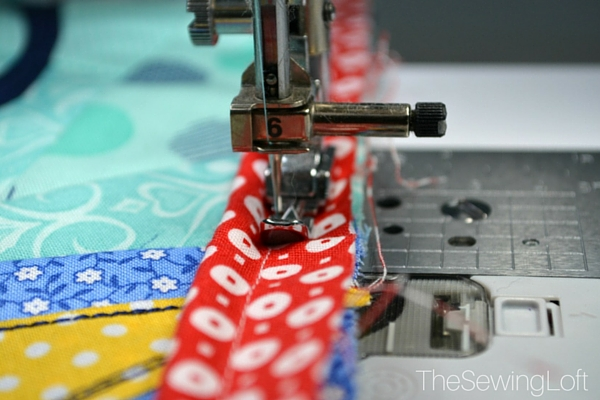 Add a splash of color to any sewing project with custom piping.