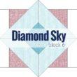 Block 6 Diamond Sky | Starry Night Quilt
