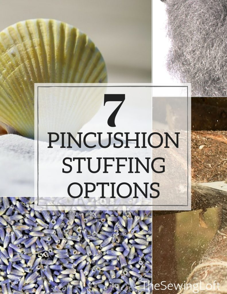 Did you know that many different types of fillers can be used to create pincushions? Check out your options and learn the reasons why.
