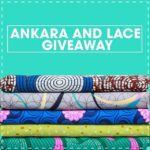 Ankara and Lace is a proud sponsor of National Sewing Month 2016 with The Sewing Loft