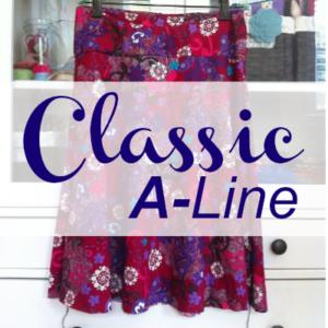 A-line Silhouette in Fashion
