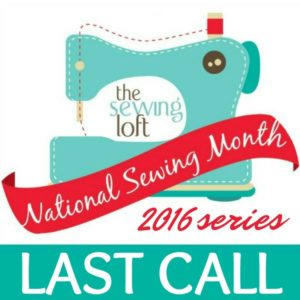 Show & Tell Giveaway Last Call NSM 2016