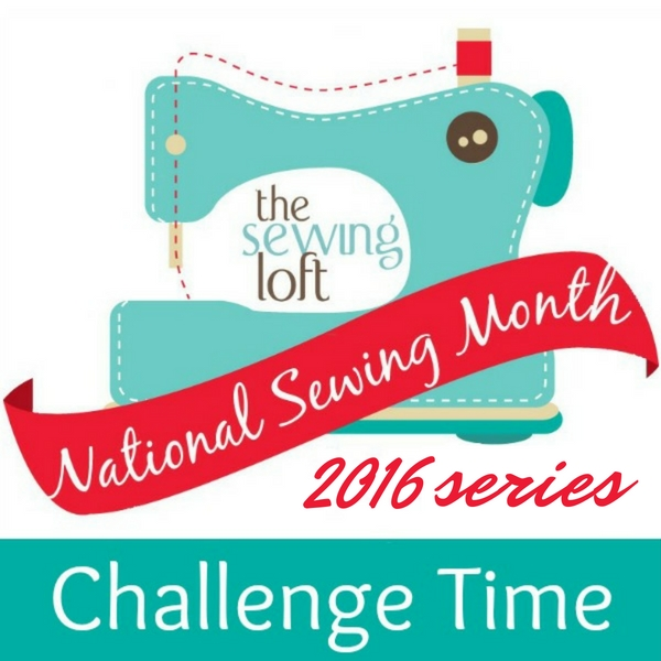 Enter to win amazing prize packages during National Sewing Month by sharing a finished sewing project using your favorite tools & technique.