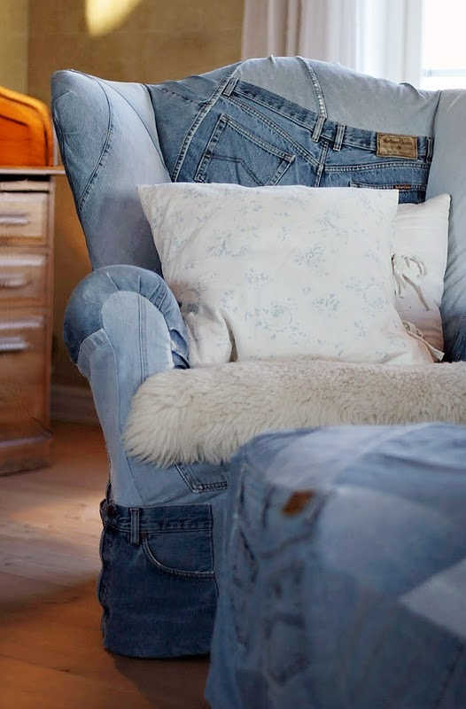 denim-chair