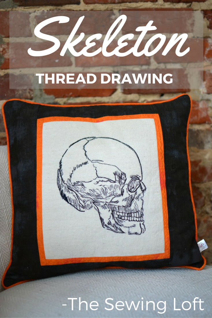 Take the guess work out of thread drawing with these simple sewing tips and tricks.