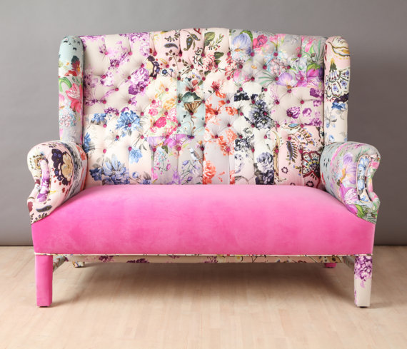 Genial Transform Your Space With One Of These Outrageous Patchwork Furniture  Pieces.