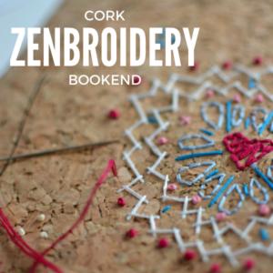 Zenbroidery Cork Mannequin | Free Pattern