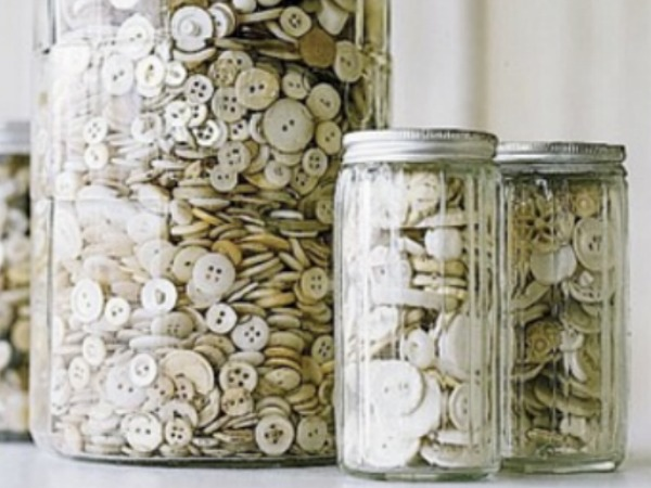 Grab your button jar and let's celebrate National Button Day with some of our most popular button DIY projects on The Sewing Loft.