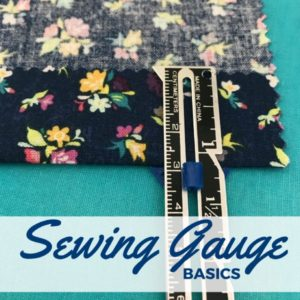 Sewing Gauge | More than just a basic gadget